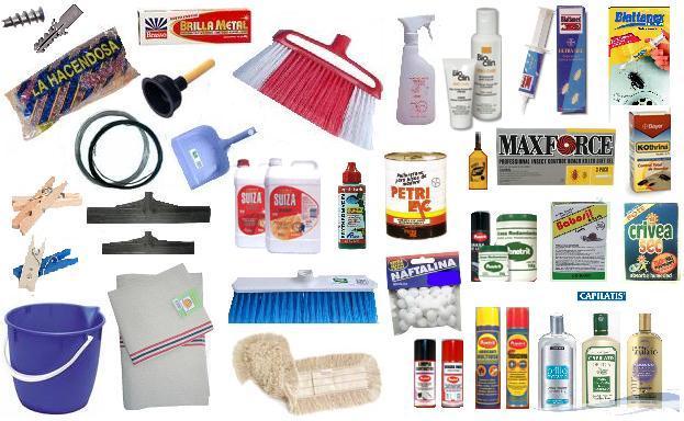 Articulos de limpieza : Venenos